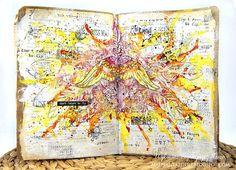 ART JOURNAL: WYZWANIE NR 3. | ArtGrupa ATC