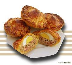 Pâtés de pâques Berrichons