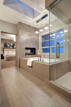 Here is the my top 5 creative and luxury bathroom design photos.if you have not start your bathroom design yet, these amazing ideas will help you. Contemporary Bathroom, House Design, House, House Bathroom, Home, Dream Bathrooms, Cozy Bathroom, Luxury Bathroom, Beautiful Bathrooms