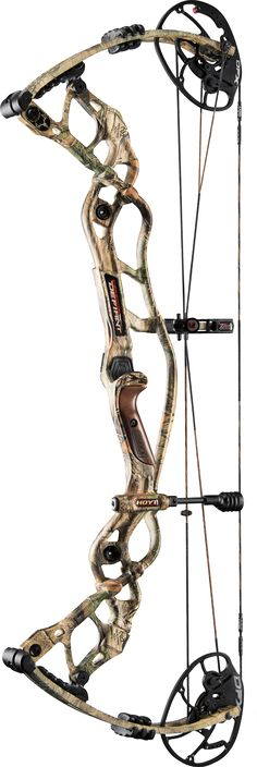 Carbon Defiant Turbo Harvest Brown Riser and Under Armor Ridge Reaper Limbs.