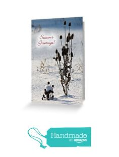 16 best amazon handmade note greeting and holiday cards images on winter teasel holiday greeting card 4x6 or 5x75 seasons greetings m4hsunfo