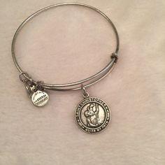 Alex and Ani Saint Christopher Alex and Ani Saint Christopher Alex & Ani Jewelry Bracelets