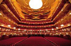 Beautiful Opera Houses Including Teatro alla Scala Milan, Royal Opera House London, Sydney Opera House Photos | Architectural Digest