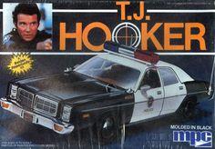 TJ Hooker.