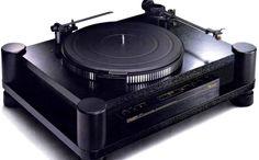 Nakamichi Dragon CT Record Centering Direct Drive Turntable.