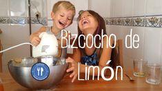 Bizcocho Limón | Recetas Clean Eating | FitFood Kids