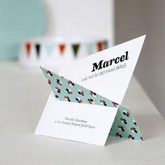 """""""Cartes & faire-part de naissance"""" par Fifi Mandirac - Hachette Photos Claire Curt"""