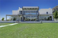 A Southern California Custom Masterpiece in the heart of Malibu's wine country. This 11.6 acre Modern Estate property, epitomizes the Southern California relaxed luxury lifestyle and boasts spectacular 360-degree views and offers the utmost in privacy. The almost 5600 square foot Architectural Statement is almost completely surrounded with tranquil reflecting pools and walls of glass fused with spectacular views of the Santa Monica Mountains and beyond. $3,297,000 Call 805.207.6713