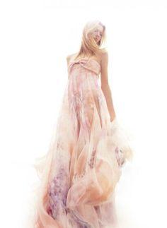 Bridal Trend: Mismatched Floral Dresses via The LANE. For more inspiration: Instagram: @the_lane Newsletter: www.thelane.com/newsletter Facebook: www.facebook.com/thelane Twitter: www.twitter.com/the_lane