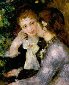Pierre-Auguste Renoir - Creencias declaradas (confidencias)