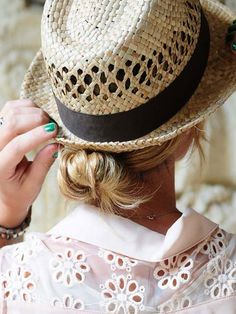Fashion Fix: zomerhoed