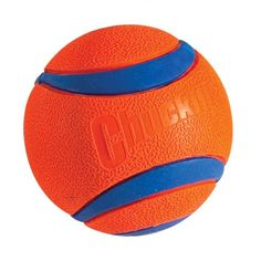Designed for the most demanding use, this is no ordinary ball. Simply put, this is the best ball for the game of fetch. The Chuckit! Ultra Ball promises to outplay the ordinary!  It bounces higher, flies farther, and floats higher than most other balls.  Use Medium Ultra Balls with all Medium Chuckit! Ball Launchers - Chuckit!, Chuckit! Jr., Chuckit! Ultra, Chuckit! Pocket, Chuckit! 18M, and Chuckit! 25M Ball Launchers. http://www.amazon.com/Chuc...