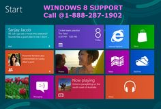 Make your PC Windows 8 compatible through #WindowsSupport Services.
