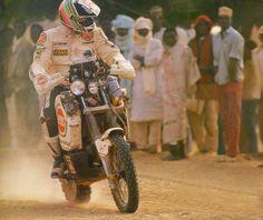 Claudio Terruzzi – Dakar 1989