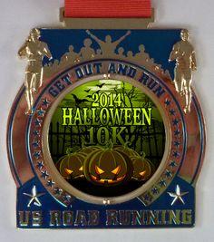 US Road Running - Halloween 2014 Run/Walk