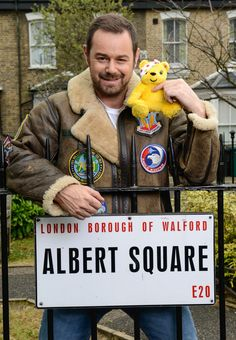 EastEnders star Danny Dyer does Top Gun for Children in Need special Mick Carter, Top Gun, Children In Need, Doctor Who, Tv Shows, Actors, My Love, Dryer, Soaps