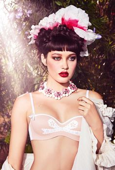 Lingerie Brands: Belles, Luxury Lingerie