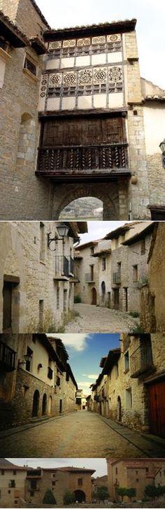 Mirambel, Teruel, Spain
