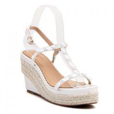 Trendy Rivets and Weaving Design Women's Sandals