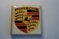 Coaster Porsche by TheCoasterMan on Etsy, $8.00