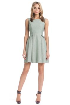 Catalan Tweed Leighton Dress