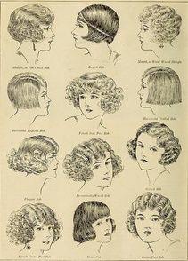 20er Jahre Frisuren                                                                                                                                                      Mehr