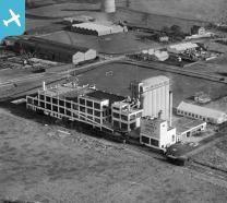 The Shredded Wheat factory, Welwyn Garden City, 1928