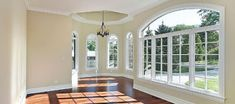 Using New Windows to Improve Your Home - 7 Curb Appeal Ideas On A Budget - House Window Styles, Home Window Replacement, Kitchen Sink Interior, House Windows, Vinyl Windows, Next At Home, Simple House, Unique Home Decor, Home Improvement Projects