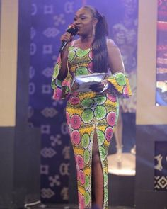 Hottest Photos of Emefa Akosua Adeti in African Prints - Wedding Digest Naija African Fashion Ankara, African Inspired Fashion, Latest African Fashion Dresses, African Dresses For Women, African Print Fashion, Africa Fashion, African Attire, African Prints, African Fashion Traditional