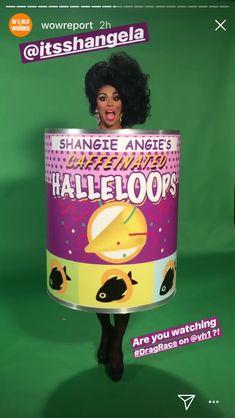 Shangela's halleloops