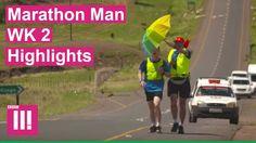 Eddie Izzard Marathon Man | WEEK TWO HIGHLIGHTS