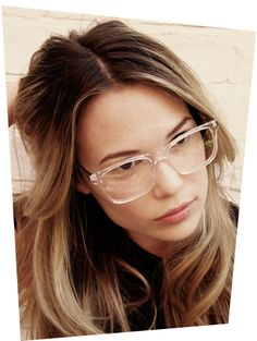 where to buy jennifer aniston retro thin-rimmed golden eyeglasses - Google Search
