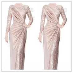 2015 New Arrive Sexy Long Sleeves Chiffon Jewel Lace Pearl Pink Ruffle Evening Dresses Mother Of The Bride Dress Summer Mother Of The Groom Dresses Tall Mother Of The Bride Dresses From Lovebilly, $125.66| Dhgate.Com