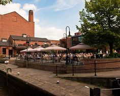 Dukes 92 / Castlefield / Patio  *want to go*
