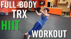 Insane 30 Minute TRX Full-Body Workout