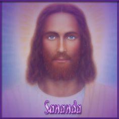 Mestre Saint Germain...Fraternidade Branca: Mensagem de Sananda / Jesus