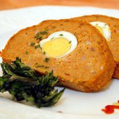 Mi legyen az ebéd? 13 szuper recept otthonülős hétvégékre   Mindmegette.hu Bologna, Hummus, Baked Potato, Bacon, Healthy, Breakfast, Ethnic Recipes, Food, Hungary