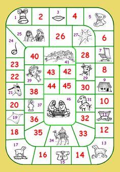 Christmas Games To Play, Christmas Arts And Crafts, Christmas Holidays, Advent Games, 2 Advent, Christian Kids Crafts, Christmas Cards Drawing, Bible Activities, Bible Crafts