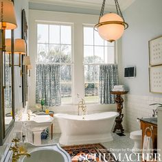 Sweet Home Alabama: A Century Restoration - The Glam Pad Mold In Bathroom, Bathroom Faucets, Master Bathroom, Bathtub, Bathroom Ideas, Bathroom Renovations, Houzz Bathroom, Bathroom Plumbing, Master Baths