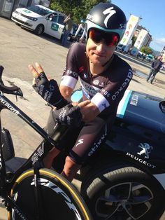 Two-time champion OPQS preparing for the World TTT Championship!