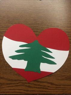 Independence Day Activities, Independence Day Decoration, International Day, Crafts For Kids, Flag, Christmas, Handmade, Ideas, Lebanon