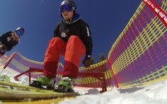 Skispringen will gelernt sein... #xchallenge #skisprungkurs #obertauern