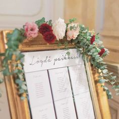Pöytäkartta. Mevent Oy - hääsuunnittelu, hääsuunnittelija.  Wedding table chart with flowers Wedding Styles, Table Decorations, Weddings, Floral, Home Decor, Decoration Home, Room Decor, Wedding, Flowers
