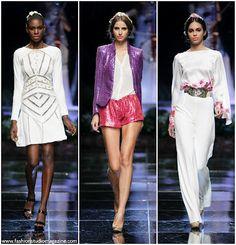 Catwalk Fashion, Fashion Beauty, Online Fashion Magazines, Africa Fashion, Apparel Design, Fashion Studio, Latest Trends, Sequin Skirt, Short Dresses