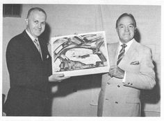 Cool moment from July 1969. Entertainer Bob Hope stopped by the GPO Traveling Bookstore at the Summerfest in Milwaukee, Wisconsin. About 30,000 people visited GPO's exhibit of newly released Marine Corps Vietnam Combat lithograph prints. GPO's Public Information Specialist George McFarlane presented one of those prints to Bob Hope. Public Information, Bob Hope, Milwaukee Wisconsin, Marine Corps, Historical Photos, Exhibit, Vietnam, Traveling, In This Moment