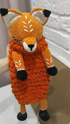 Crochet Fox pattern pdf, Amigurumi stuffed fox tutorial, toy for room decor - Stofftiere Crochet Fox, Cute Crochet, Crochet Animals, Crochet Animal Patterns, Stuffed Animal Patterns, Crochet Patterns Amigurumi, Crochet Dolls, Amigurumi Tutorial, Motif Mandala Crochet