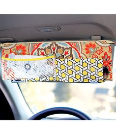 B6228, Car Organizers  For my new car....when I get one.