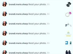 Thank you @brandi.marie.sharp for the #instalove