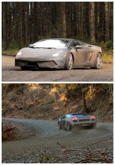 When Supercars Go Off-Road! Prepare to be shocked and amazed... #video #extreme #spon
