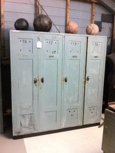 Industrial Style On Pinterest Lockers Vintage